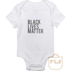 Black Lives Matter Baby Onesie