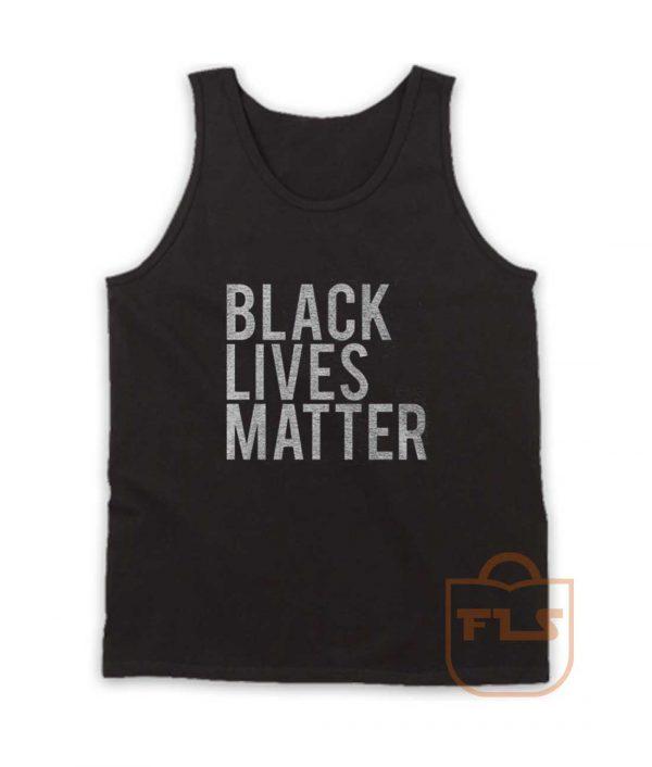 Black Lives Matter Tank Top