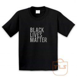 Black Lives Matter Youth T Shirt