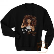Black and Boujee Sweatshirt