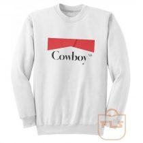 Cowboy Marlboro Sweatshirt