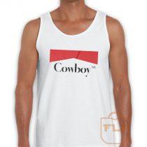 Cowboy Marlboro Tank Top