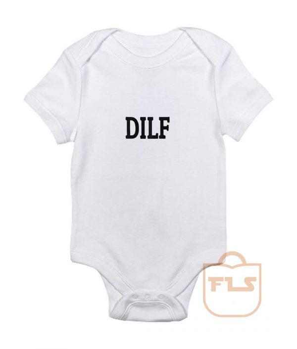 DILF Baby Onesie