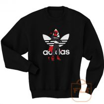 Deadpool Comedy Adidas Style Sweatshirt Men Women