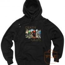 Death Grips Lego Pullover Hoodie