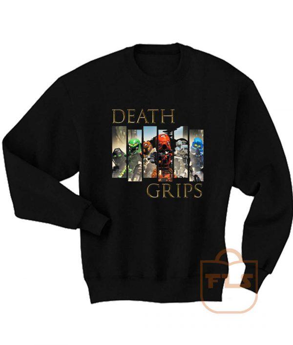 Death Grips Lego Sweatshirt
