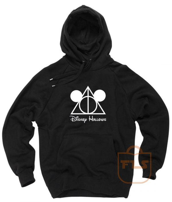 Disney Hallows Mickey Mouse Harry Potter Hoodie