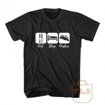 Eat Sleep Goshen T Shirt