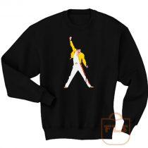 Freddie Mercury Tribute Concert Vector Sweatshirt Men Women