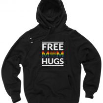 Free Mom Hugs Pullover Hoodie