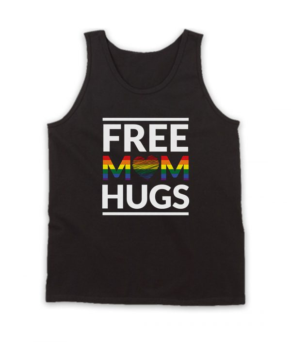 Free Mom Hugs Tank Top