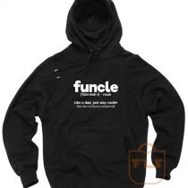 Funcle Definition Pullover Hoodie