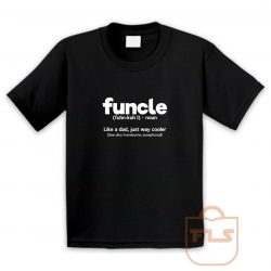 Funcle Definition Youth T Shirt
