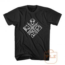 Game of Thrones Houses T Shirt