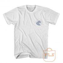 Giant Wave Pocket T Shirt