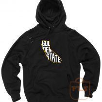 Golden State Outline Hoodie