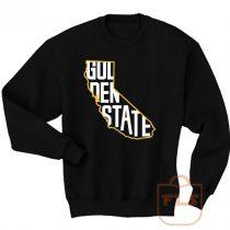 Golden State Outline Sweatshirt Men Women