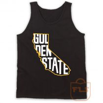 Golden State Outline Tank Top