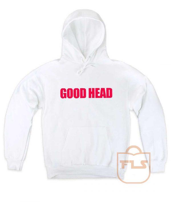 Good Head Pullover Hoodie