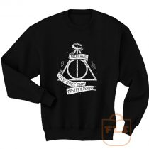 Harry Potter Deathly Hallows Together Sweatshirt