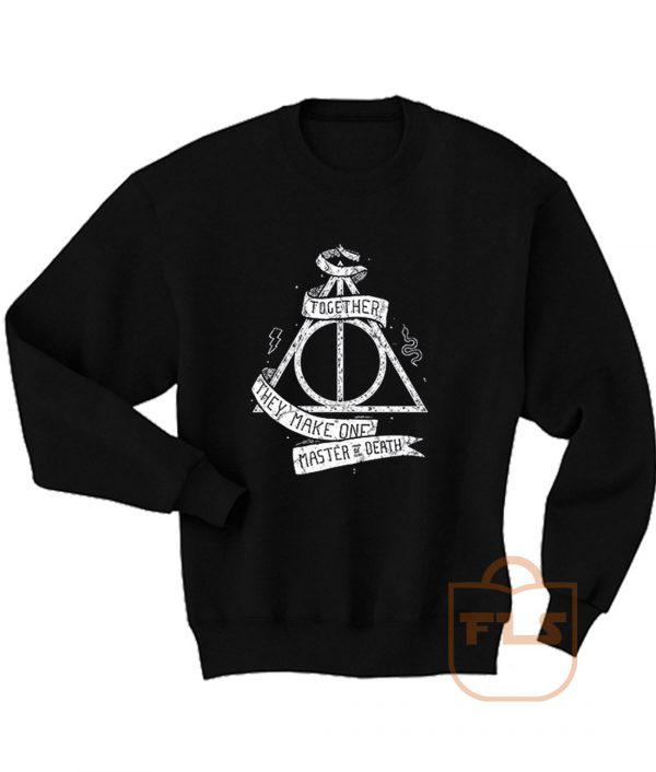 Harry Potter Deathly Hallows Together Sweatshirt