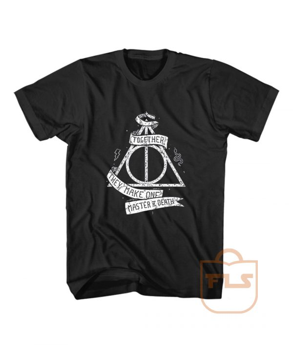 Harry Potter Deathly Hallows Together T Shirt