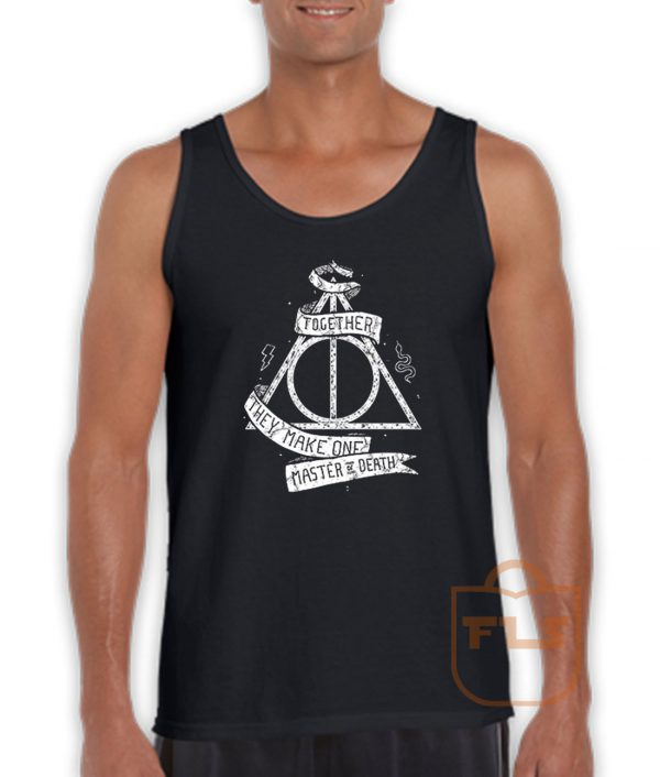 Harry Potter Deathly Hallows Together Tank Top