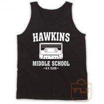Hawkins Middle School AV Club Tank Top