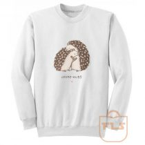 Hedge Hugs Valentine Gift Sweatshirt