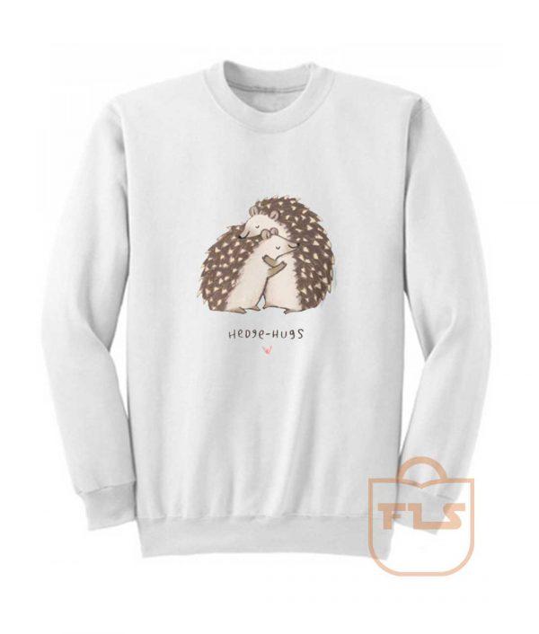Hedge Hugs Valentine Gift Sweatshirt