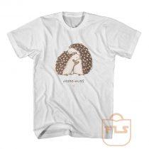 Hedge Hugs Valentine Gift T Shirt