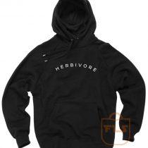 Herbivore Vegeterian Pullover Hoodie