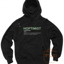 Hoptimist Noun Pullover Hoodie