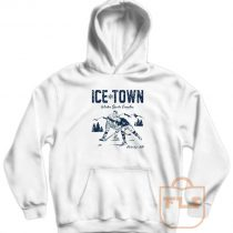 Ice Town Winter Sports Complex Pullover Hoodie