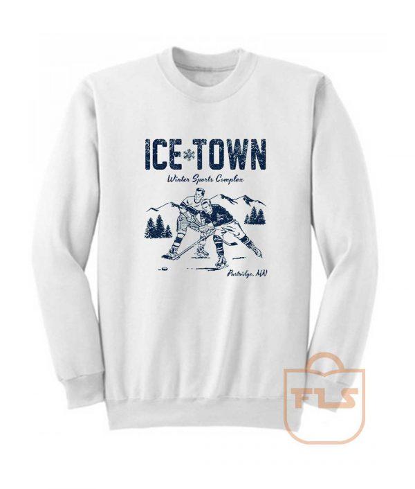 Ice Town Winter Sports Complex Sweatshirt