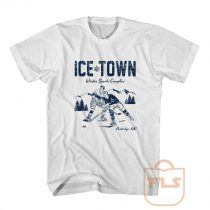 Ice Town Winter Sports Complex T Shirt