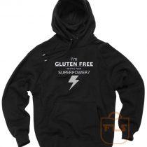 Im Gluten Free Pullover Hoodie
