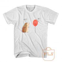 Impossible Love Hedgehog Ballon T Shirt