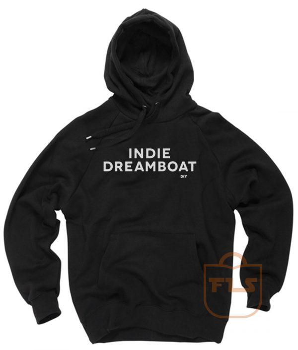 Indie Dreamboat DIY Hoodie