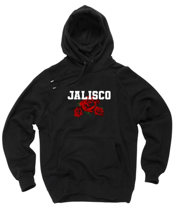 Jalisco Mexican State Pullover Hoodie