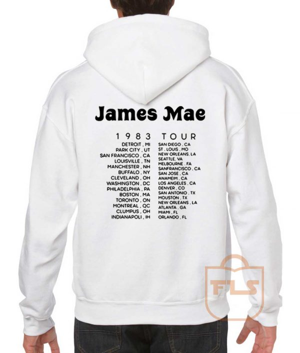 James Mae Tour Pullover Hoodie