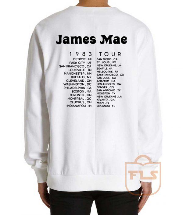 James Mae Tour Sweatshirt