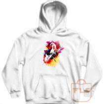 Jimmy Page Watercolors Pullover Hoodie