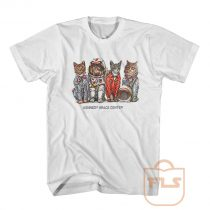 Kennedy Space Center Cat Parody T Shirt