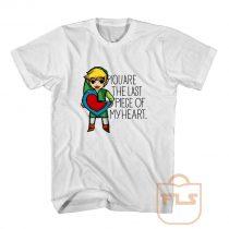 Legend Of Zelda The Last Piece T Shirt