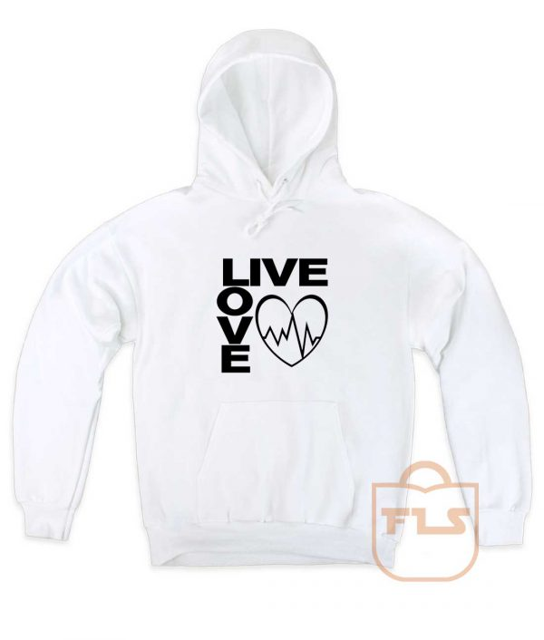 Live Love Pullover Hoodie
