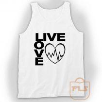 Live Love Tank Top