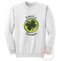 Lucky Flanagan Sweatshirt Men Women