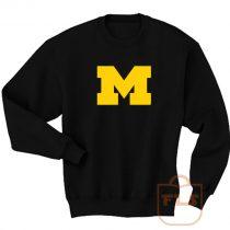 Michigan Wolverines Sweatshirt Men Women