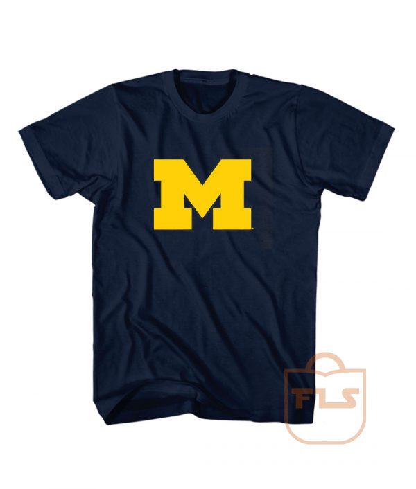 Michigan Wolverines T Shirt Men Women